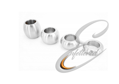 Stainless Magnetic Dougnuts