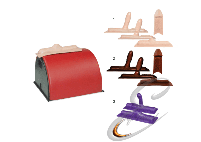 Sybian Red