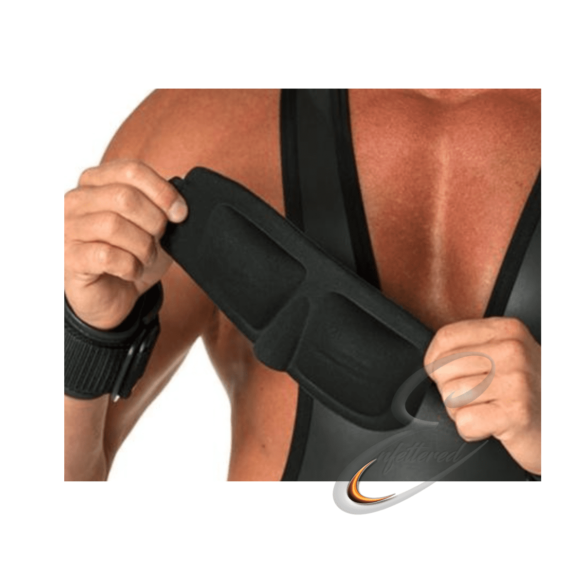 Enfettered Neoprene Blindfold