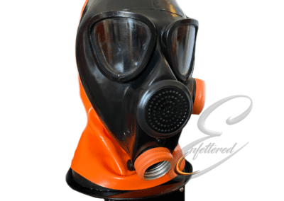 Enfettered Latex Hood 2 GM ports