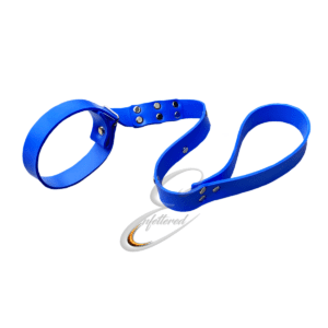 Enfettered Silicone Cock & Balls Leash