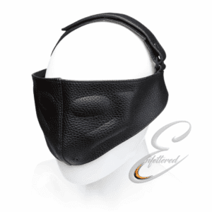 Enfettered Leather Blinding Mask