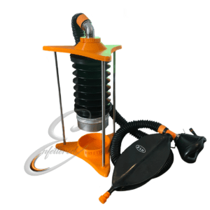 Enfettered Aroma Lungs with Rebreather