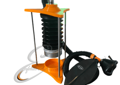 Enfettered Aroma Lung with Rebreather