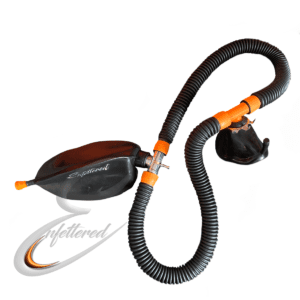 Enfettered Ring Tube Luxe Respiratory System with Mask