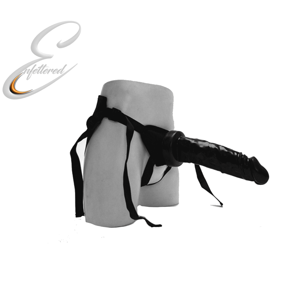 Enfettered Hung System Harness – Strap On