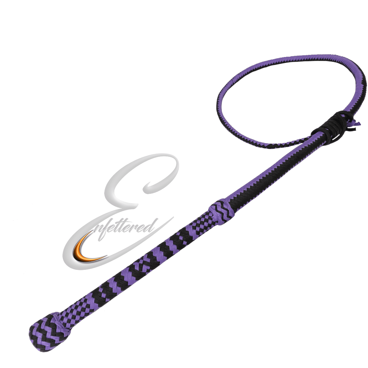 Enfettered Nylon Bullwhip 16 plait