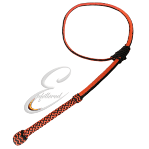 Enfettered Nylon Bullwhip 24 plait 4FT