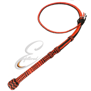 Enfettered Nylon Bullwhip 32 plait 6FT