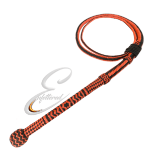 Enfettered Nylon Bullwhip 32 plait 4ft