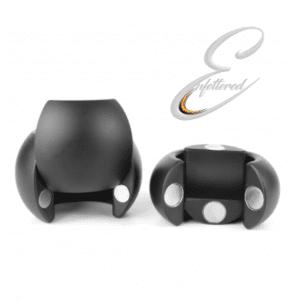 Enfettered ZE MANGO BLACK 35MM MAGNETIC BALLSTRETCHER DONUT