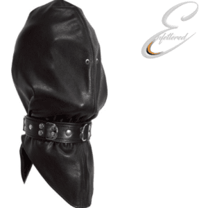 Enfettered Leather Head Bag