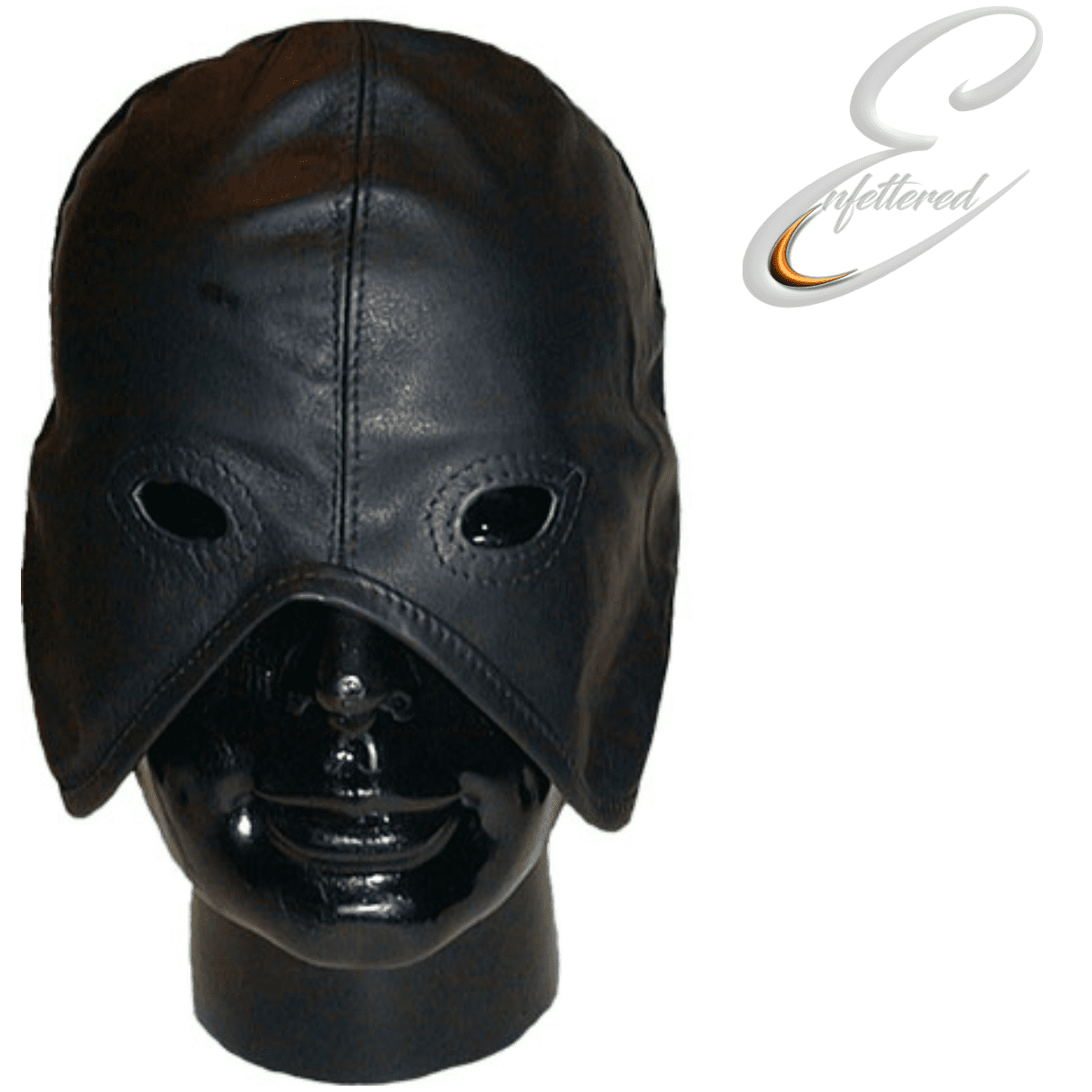 Enfettered Leather Masters Hood