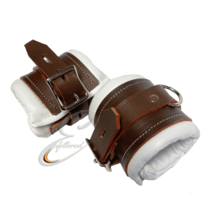 Enfettered Institutional Asylum Restraints – Wrist Cuffs
