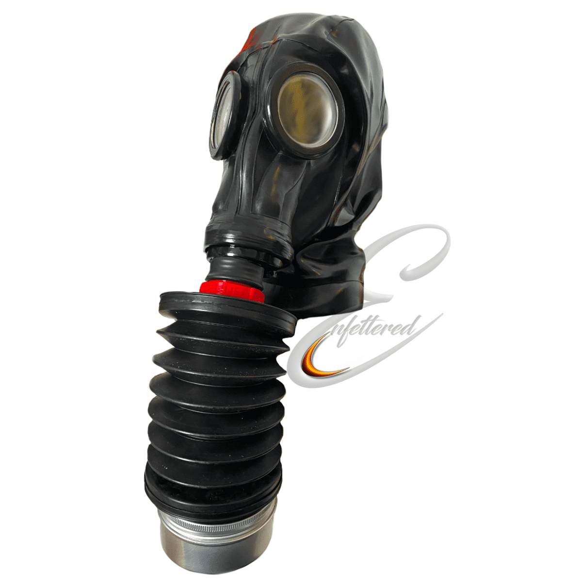 Enfettered Russian Gas Mask Hood with Aroma Bellows