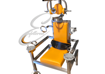 Enfettered Justice Chair