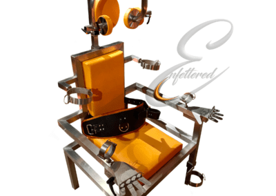 The Enfettered Justice Chair